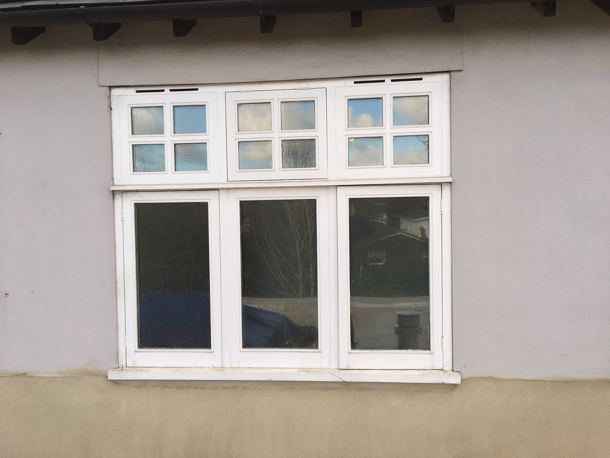 Paint Upvc Door Before And After